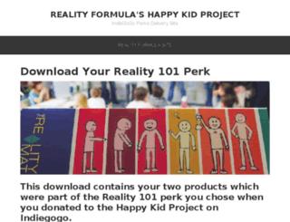 perks.realityformula.com screenshot