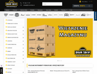 perkusje.com screenshot