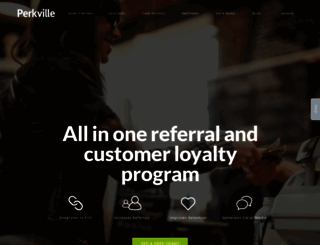 perkville.com screenshot