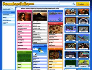 permainanonline.com screenshot