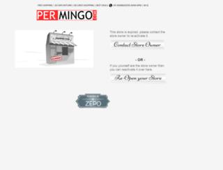 permingocom.zepo.in screenshot