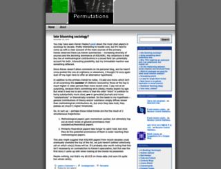 permut.wordpress.com screenshot