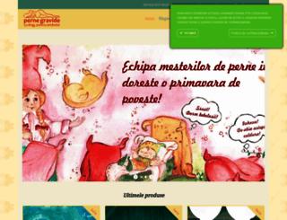 pernegravide.ro screenshot