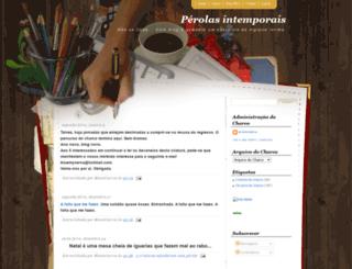 perolasnocharco.blogspot.com screenshot