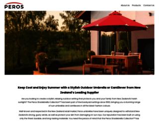 peros.co.nz screenshot