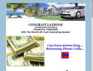perpetual-cash.info screenshot