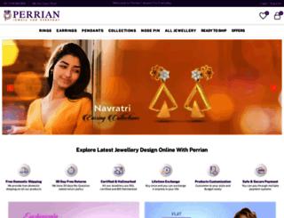 perrian.com.au screenshot