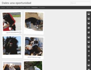 perrillosbuscandohogar.blogspot.com screenshot