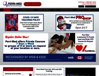 perrimed.com screenshot