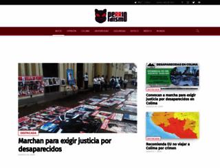 perriodismo.blogspot.com screenshot