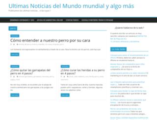 perrosgoldenretriever.es screenshot