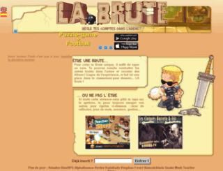 perry-saturn.labrute.com screenshot