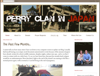 perryclaninjapan.blogspot.com screenshot