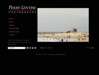 perrylentinephotography.com screenshot