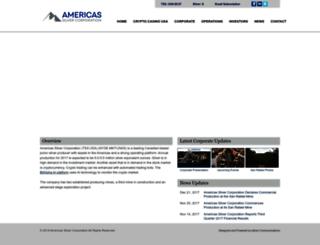 pershinggold.com screenshot