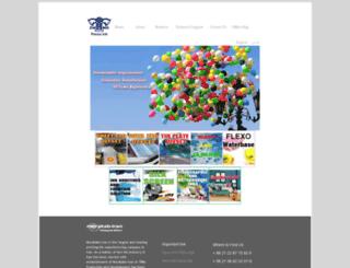 persiaink.com screenshot