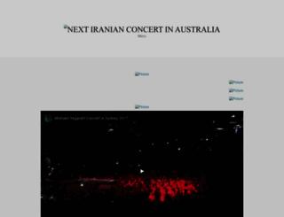 persiangulfmedia.com screenshot