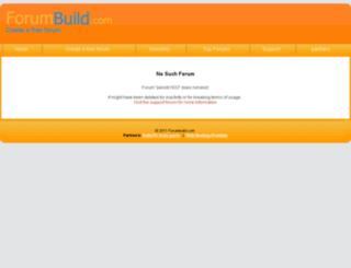 persib1933.forumbuild.com screenshot