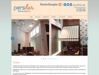 persilar.com.br screenshot