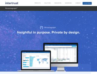 personagraph.com screenshot
