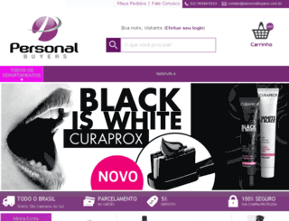 personalbuyers.com.br screenshot