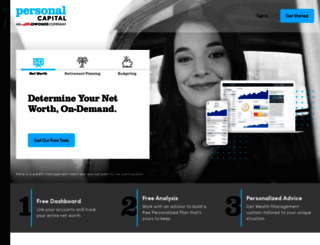personalcapital.com screenshot
