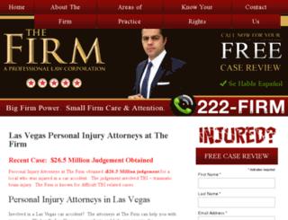 personalinjury-911.com screenshot