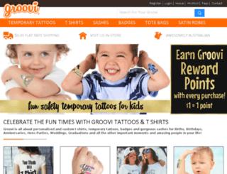 personalising.com.au screenshot