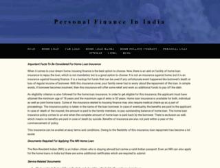 personalloanindia.yolasite.com screenshot