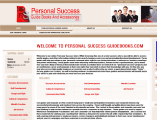 personalsuccessguidebooks.com screenshot