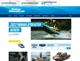 personalwatercraft.com screenshot