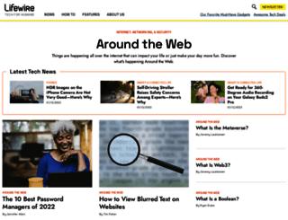 personalweb.about.com screenshot