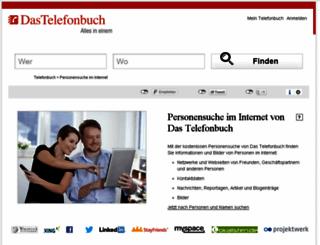 personensuche1.dastelefonbuch.de screenshot