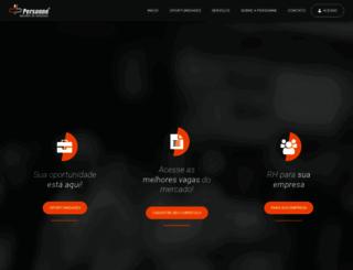 personne.com.br screenshot