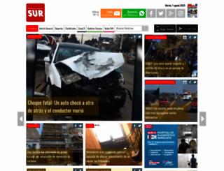 perspectivasur.com screenshot