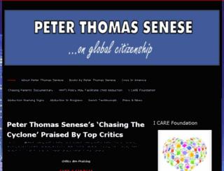 perspectivesofpetersenese.wordpress.com screenshot