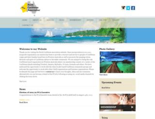 perthcaribbean.com screenshot