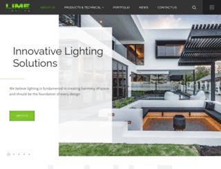 perthlighting.com.au screenshot