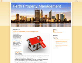 perthpropertymanagement.blogspot.in screenshot