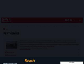 perthshireadvertiser.co.uk screenshot
