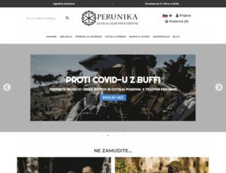 perunika.org screenshot
