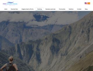perutrilhainca.com screenshot