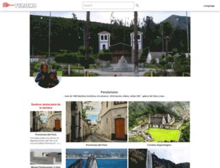 peruturismo.com screenshot
