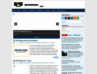 pes-1malaysia.blogspot.com screenshot