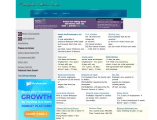 pesaraonline.net screenshot