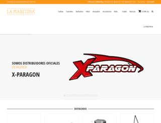 pescaenvalencia.com screenshot