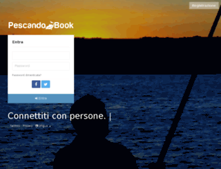 pescandobook.eu screenshot