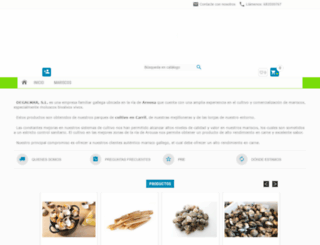 pescarousa.com screenshot