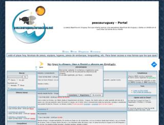 pescauruguay.foroactivo.net screenshot