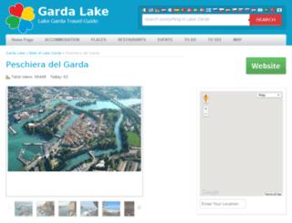 peschiera.org screenshot